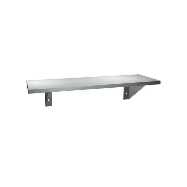 ASI 0692-6 Shelf Surface Mounted - Satin