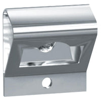 ASI 0711-B Bottle Opener Stainless Steel Surface Mounted - Bright