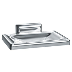 ASI 0721-Z Soap Dish Zamac Surface Mounted - Chrome