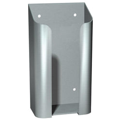 ASI 117 Security Toilet Paper Holder Front Mount Surface Mounted - Satin