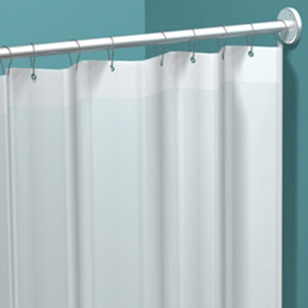 "ASI 1200-V48 Shower Curtain Vinyl 48""W x 72""H - White"