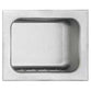 ASI 147 Soap Dish Stainless Steel Surface Mounted - Satin