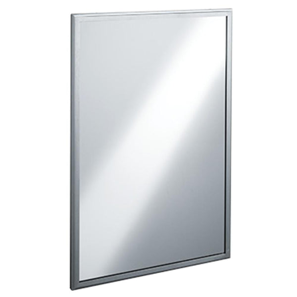 ASI 20650-B18 Roval Mirror Inter-Lok Frame Surface Mounted - Satin