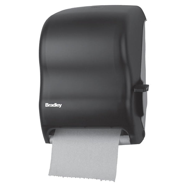 Bradley 2495-0000 Paper Towel Dispenser Lever-Operated Surface Mounted