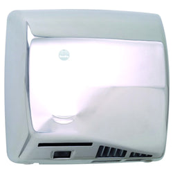 Bradley 2902-2878 Aerix High Speed Hand Dryer Adjustable Surface Mounted - Bright Polished