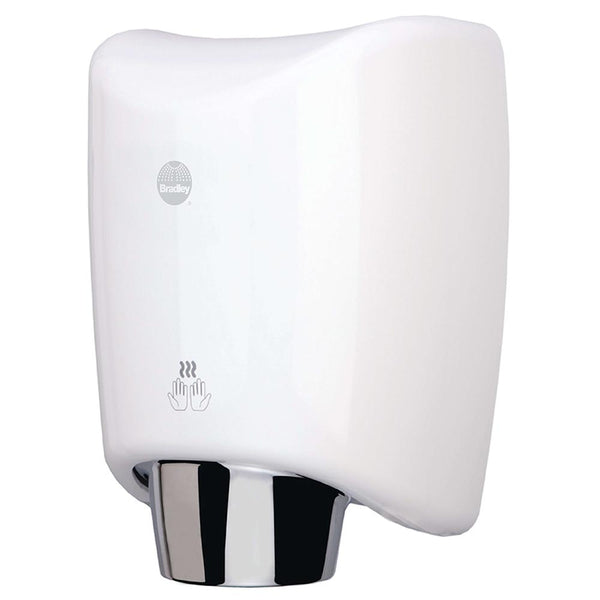 Bradley 2922-2873 Aerix High Speed Hand Dryer Surface Mounted - White