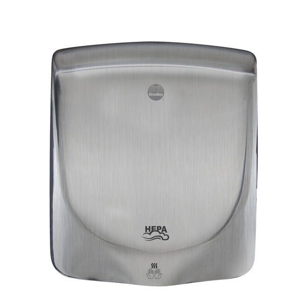 Bradley 2923-2874 Aerix High Speed Hand Dryer Surface Mounted - Satin - Prestige Distribution