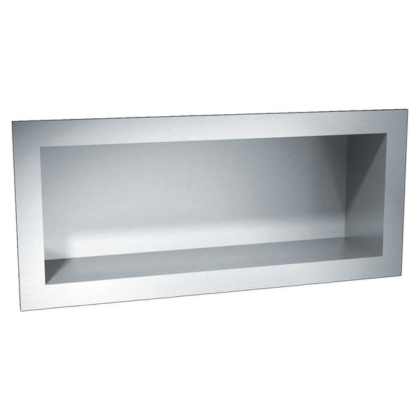 ASI 0412 Shelf Recessed - Satin