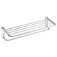 "Moen 5208-241PS Hotel Motel Towel Bar w/ Shelf 24"" - Stainless"