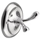 Moen 5303CH Yorkshire Robe Hook Double - Chrome