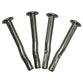 Bike Fixation 6265 Circle Dock Spike Anchor Kit - 4 Piece