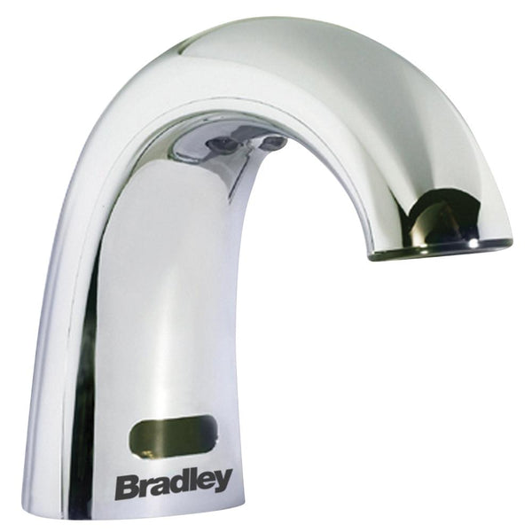 Bradley 6315-KT00 Automatic Soap Dispenser 27 oz. Starter Kit - Chrome