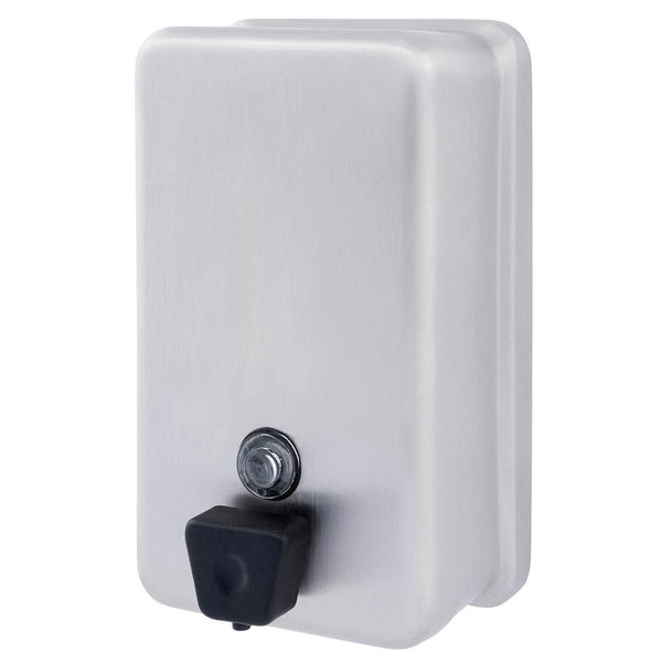 Bradley 6563-0000 Soap Dispenser 40 oz. Liquid Surface Mounted - Satin