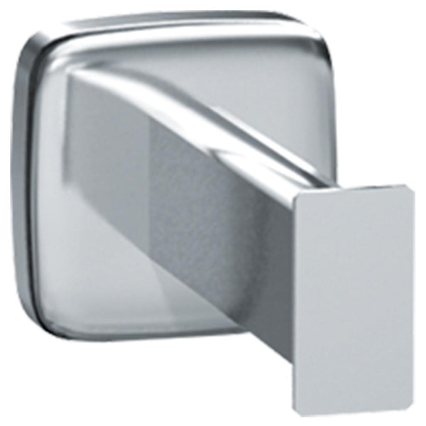 ASI 7301 Robe Hook Single Surface Mounted