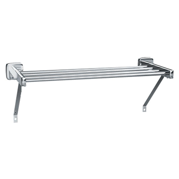 ASI 7309-24 Towel Shelf & Support Bracket Surface Mounted - Prestige Distribution