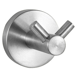 ASI 7312 Omara Robe Hook Double - Satin