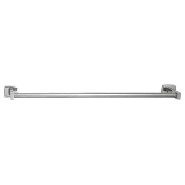 "ASI 7360-24 Towel Bar Square Surface Mount 24"" - Prestige Distribution"