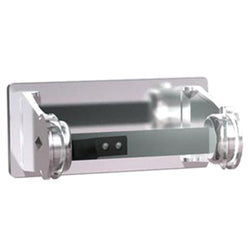 ASI 8010 Toilet Paper Holder Single Surface Mounted - Chrome