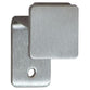 ASI 8425 Clothes Hook Single Surface Mounted - Satin