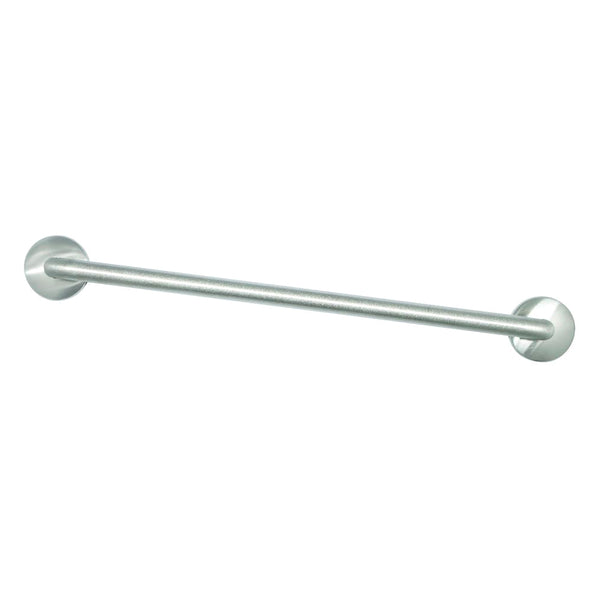 "Bradley 8522-001360 Bradex Grab Bar Concealed Flange 36"" - Satin"