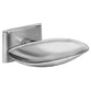 Bradley 901-60 Soap Dish w/ Drain Hole Brass Surface Mounted - Chrome