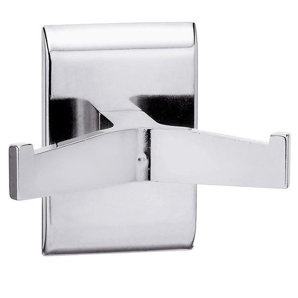 Bradley 912-00 Bradex Robe Hook Double Surface Mounted - Chrome