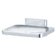 Bradley 921-00 Bradex Soap Dish Zamac Surface Mounted - Chrome