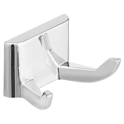 Bradley 932-00 Bradex Robe Hook Double Surface Mounted - Polished Chrome