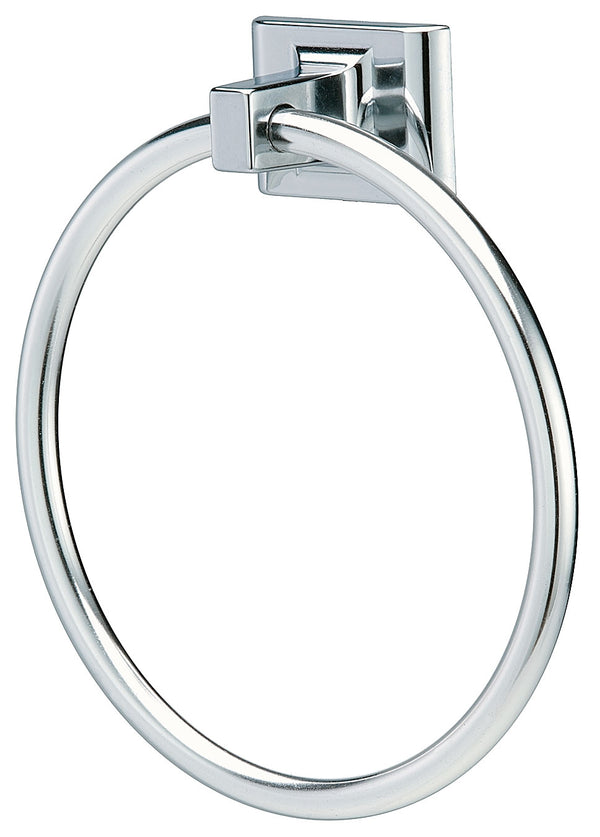 Bradley 934-00 Bradex Towel Ring - Chrome - Prestige Distribution