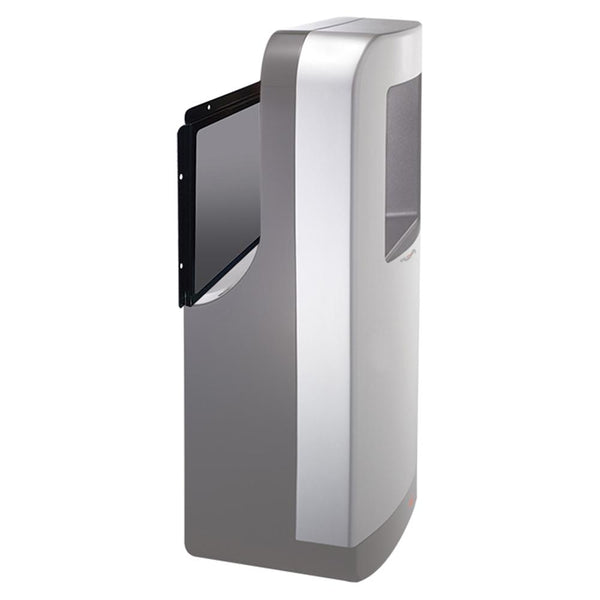 ASI A0247-TRBS Wall Protector Backsplash Plate w/ Mounting Frame for TRI-Umph Hand Dryer - Prestige Distribution