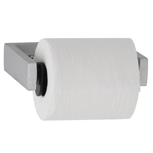 Bobrick B273 ClassicSeries Toilet Paper Dispenser w/ Controll Delivery Single Roll Surface Mounted - Satin