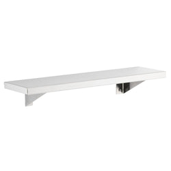 Bobrick B296x18 Shelf Surface Mounted - Satin