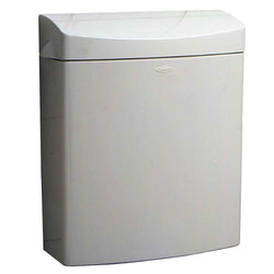 Bobrick B5270 MatrixSeries Sanitary Napkin Disposal 1 Gal. Surface Mounted - High Gloss