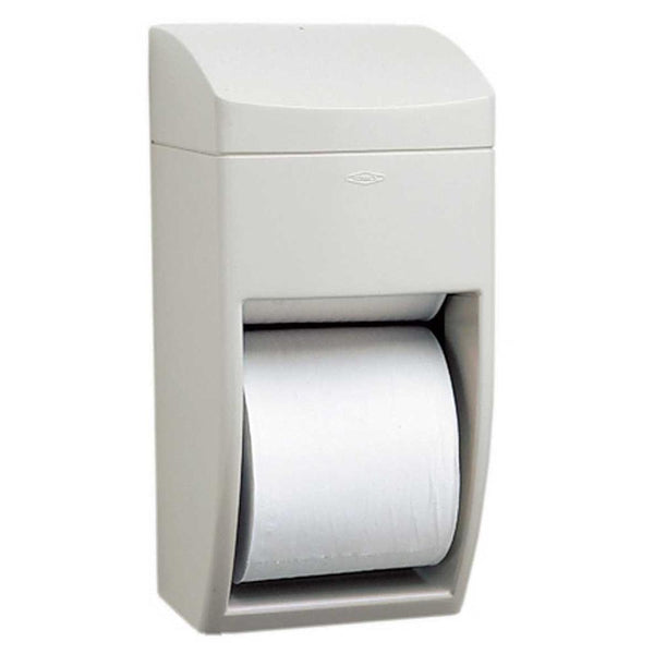 Bobrick B5288 MatrixSeries Toilet Paper Dispenser Multi-Roll Surface Mounted - High Gloss