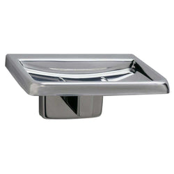 Bobrick B680 Soap Dish Stainless Steel Surface Mounted
