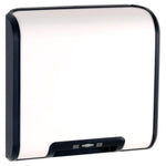Bobrick B712 230V QuietDry Series TrimDry Quiet Hand Dryer Surface Mounted