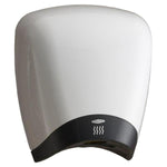 Bobrick B77 230V QuietDry Series DuraDry Quiet Hand Dryer Surface Mounted - Prestige Distribution