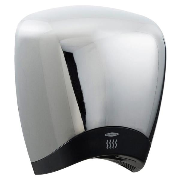 Bobrick B77 115V QuietDry Series DuraDry Quiet Hand Dryer Surface Mounted