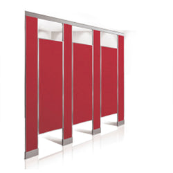Bobrick Toilet Partitions Cubicle System - Budget HPL Series