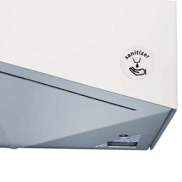 Comac C-100 One Automatic Hand Dryer Steel Surface Mounted