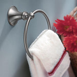 Moen DN2686 Glenshire Towel Ring - Prestige Distribution