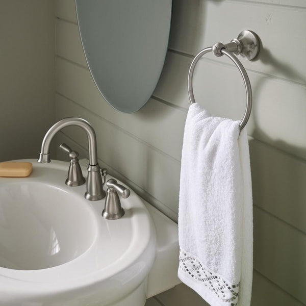 Moen DN4486 Vale Towel Ring - Prestige Distribution