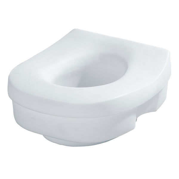 Moen DN7020 Home Care Safety Toilet Seat Elevated - Glacier - Prestige Distribution