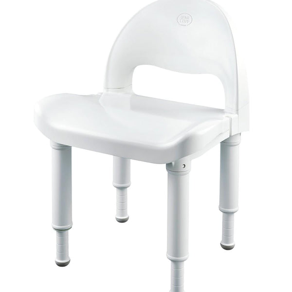 Moen DN7064 Home Care Shower Seat Polypropylene Freestanding - Glacier