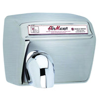 World Dryer AirMax DXM Surface Mounted Hand Dryer - Automatic