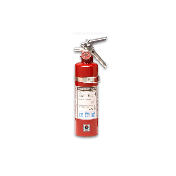 JL Industries FE02E Cosmic Fire Extinguisher Multi Purpose Dry Chemical 2.5 lbs.