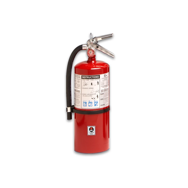JL Industries FE05E Cosmic Fire Extinguisher Multi Purpose Dry Chemical 5 lbs.