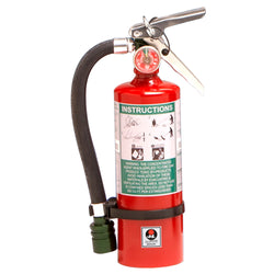 JL Industries FM05 Mercury Fire Extinguisher Portable Handheld Halotron 5 lbs.