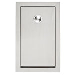 Koala KB111-SSRE Baby Changing Station Vertical Stainless Steel Recessed - Grey