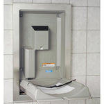 Koala KB111-SSRE Recess Mounted Baby Changing Stations